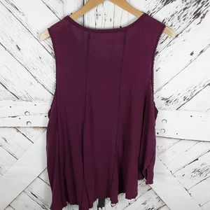 Free People Tops - FP WE THE FREE Tank Top Distressed XS/S